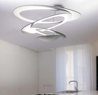 ... een bijzondere plafondlamp voor in de entree, woonkamer of slaapkamer