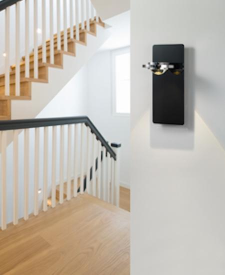 interieurarchitect margit kengen over wandlamp ocular licht im raum. Black Bedroom Furniture Sets. Home Design Ideas