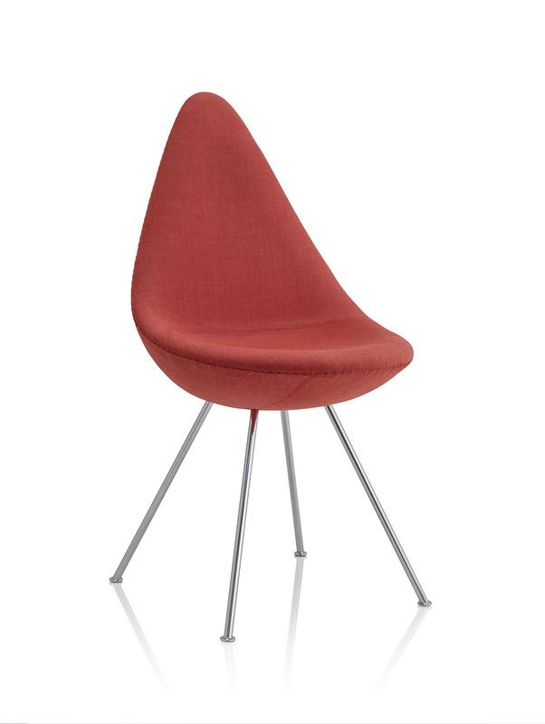 interieurarchitect margit kengen over de stoel drop van fritz hansen. Black Bedroom Furniture Sets. Home Design Ideas