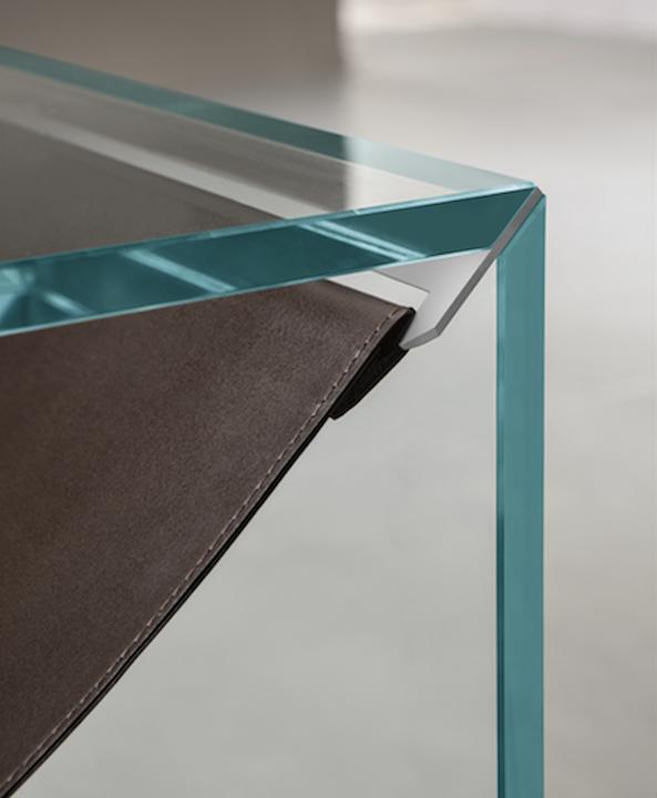 Tonelli Glazen Tafels.Interieurarchitect Margit Kengen Over De Amaca Tafels Van